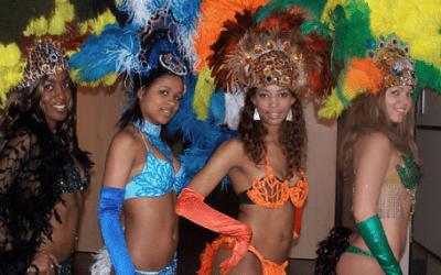 Samba dansshow