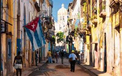 Themafeest Cuba