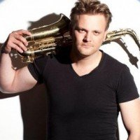 Saxofonist Pepijn