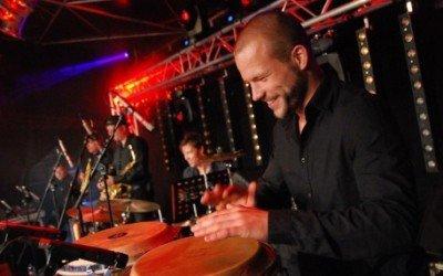 Percussionist Yannick