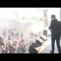 saxofonist Boris - met 538 DJ show