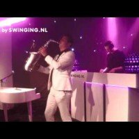 DJ & Sax  - showcase recordings  - bookings by Swinging nl