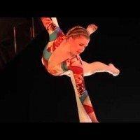 Acrobatische act - Aerial Silks