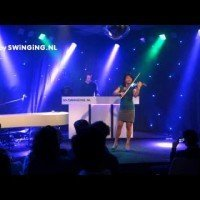 DJ & Strings  - showcase recordings - bookings by Swinging nl