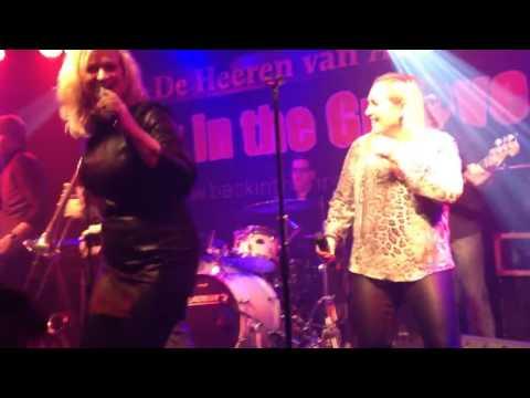 Uptown funk! Live in Heeren van Aemstel by Back in the Groove jan 2015