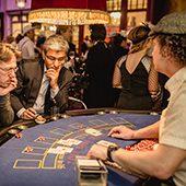 Blackjack Tafel