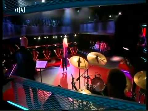 The Voice of Holland Audities - Paula (01-10-2010)