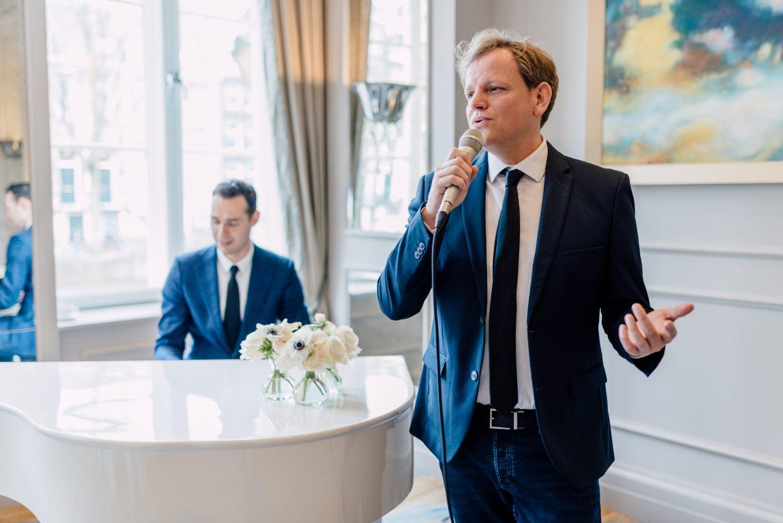 Weddings Show met Edwin en Born boeken   Swinging.nl