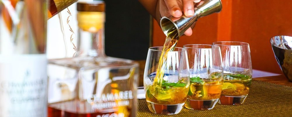 Origineel drankjes presenteren op jouw feest | Swinging.nl